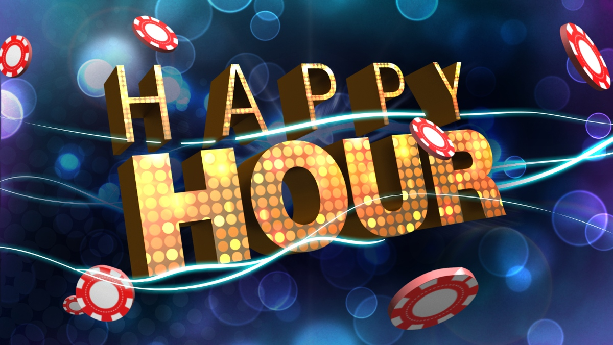 Happy Hour | Lucky8 Casino